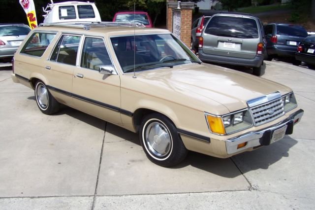 1986 Ford Crown Victoria LTD WAGON 70 PHOTO MINI BABY SUV NON COUTRY SQUIRE