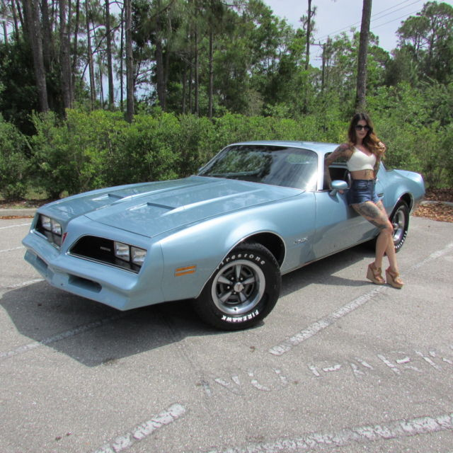 1978 Pontiac Firebird FIREBIRD FORMULA 1 OWNER ORIGINAL TITLE SHOW CAR
