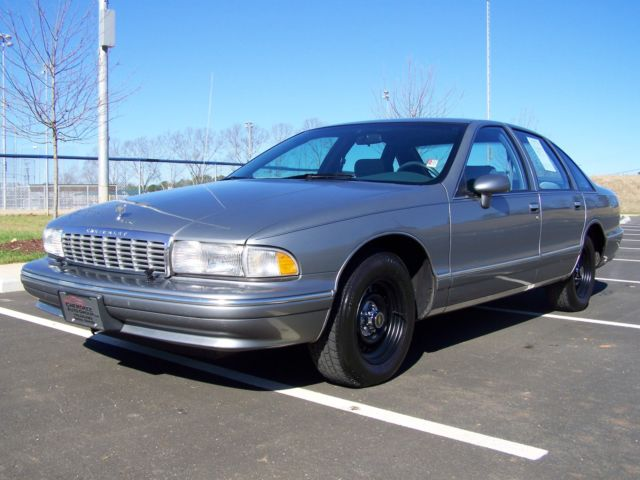 1994 Chevrolet Caprice POLICE 9C1 GREAT RECORDS 1 OF THE BEST AVALABLE!!!