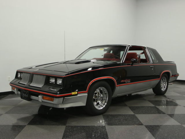 1983 Oldsmobile Cutlass Hurst 15th Anniversary
