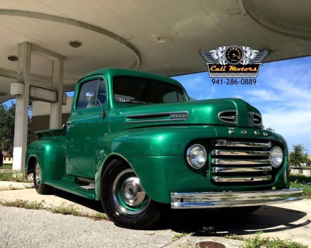 1950 Ford Other Pickups F-1 CUSTOM SHOW TRUCK