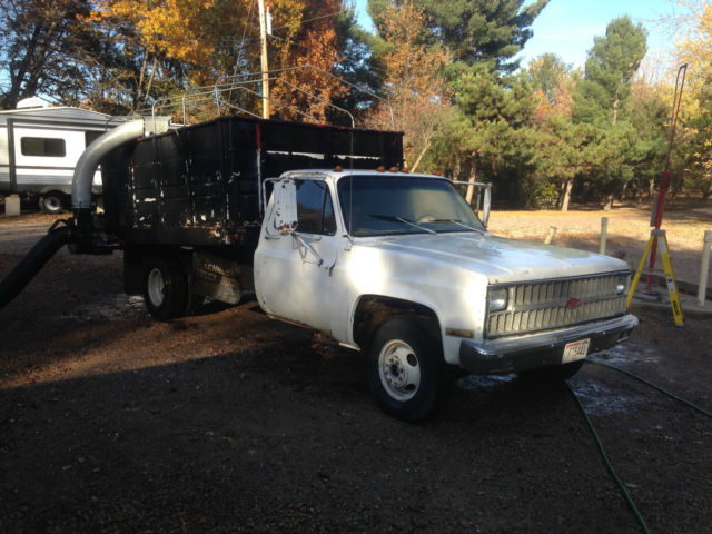 1982 Chevrolet Other Pickups C30