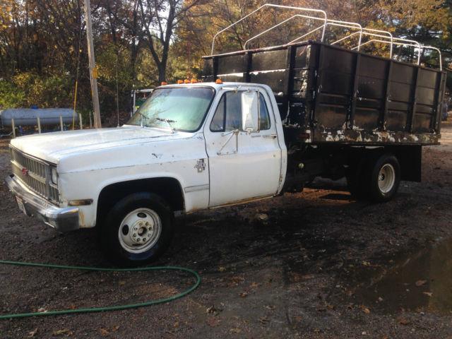 1 ton chevy dump truck for sale photos technical specifications description. Black Bedroom Furniture Sets. Home Design Ideas