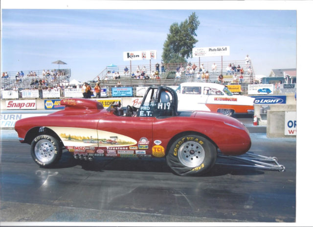 1957 Chevrolet Corvette FULL RACE CAR