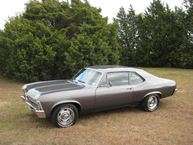 1970 Chevrolet Nova ALL RECEIPTS, COMPLETELY %100 RESTORED VERY NICE!!
