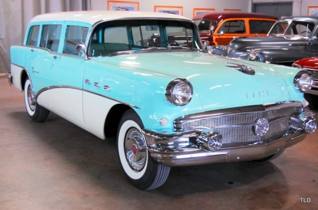 1956 Buick Other Estate Wagon