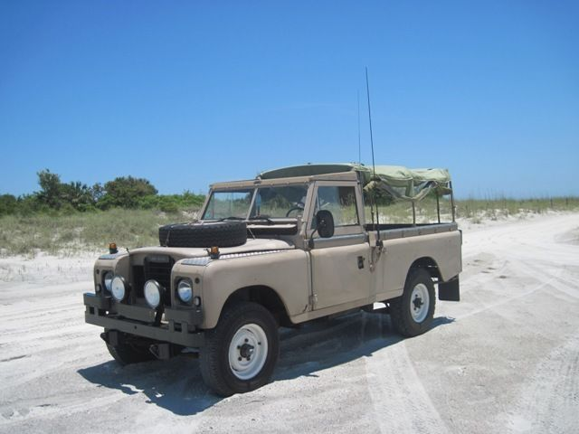 1981 Land Rover Defender 109