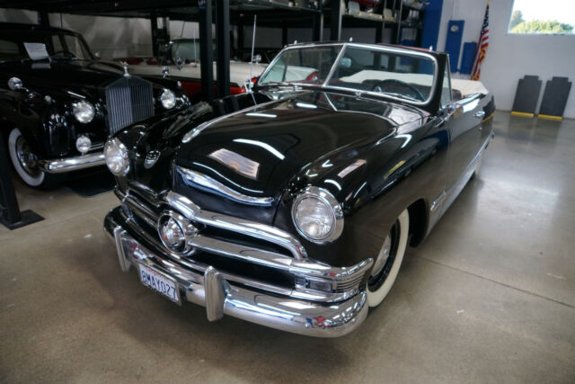 1950 Ford Custom DeLuxe 239 V8 Convertible with 3 spd O/D & --