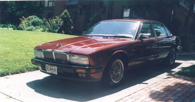 1994 Jaguar XJ6 Four-door sedan