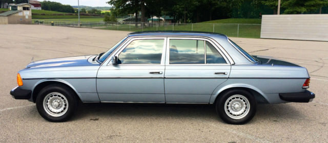 1981 Mercedes-Benz 300-Series 300d