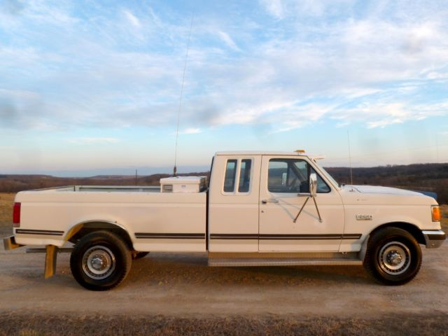 1987 Ford F-250 Supercab