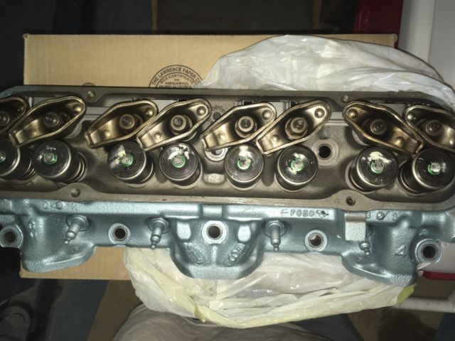 13 Pontiac remanufactured heads for sale: photos, technical
