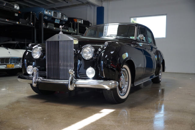 1962 Rolls-Royce Silver Cloud II --