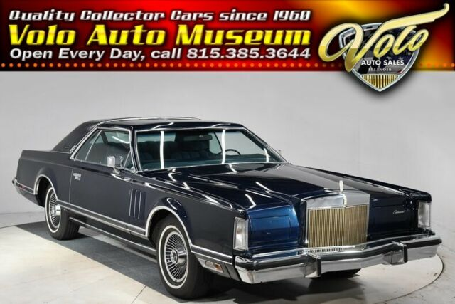 1979 Lincoln Mark Series Collector Series