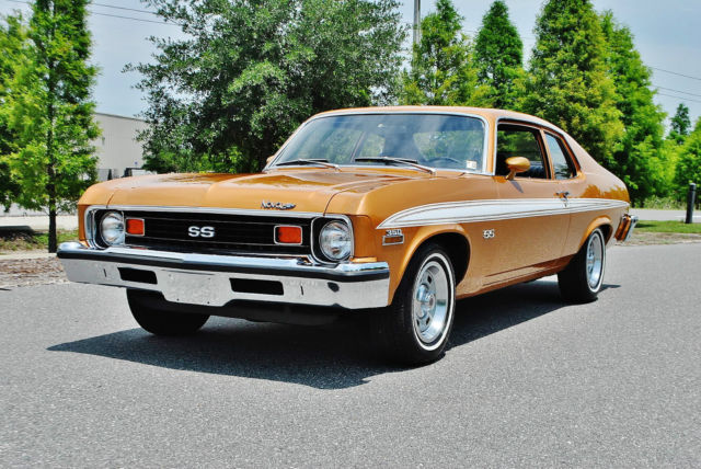 1973 Chevrolet Nova Try to find another like this one 15ks original