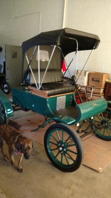 1903 Oldsmobile Other This is a replica of the bliss surrey