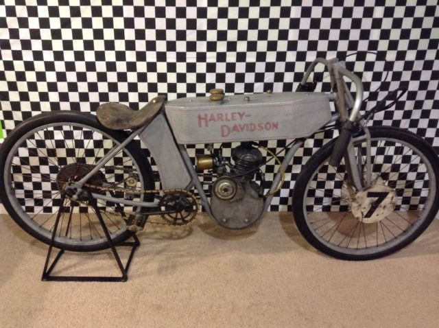1910 Other Makes 1910 Harley Davidson Tribute Motorcycle