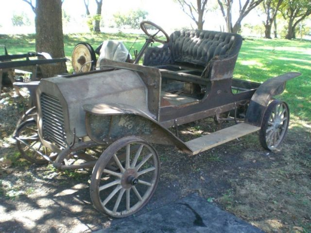 1910 Other Makes Model D Touring Car   Model D Touring Car