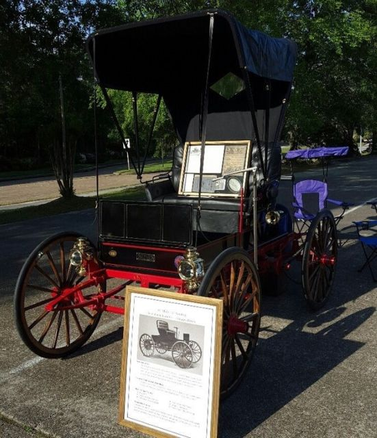 1911 Sears Motor Buggy Model G Runabout