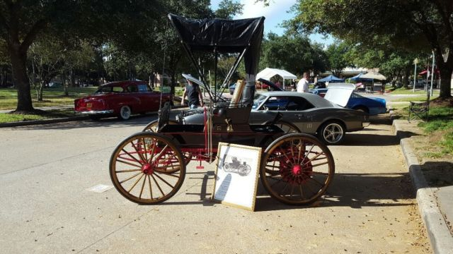 ... Sears Motor Buggy - Horseless Carriage. prevnext