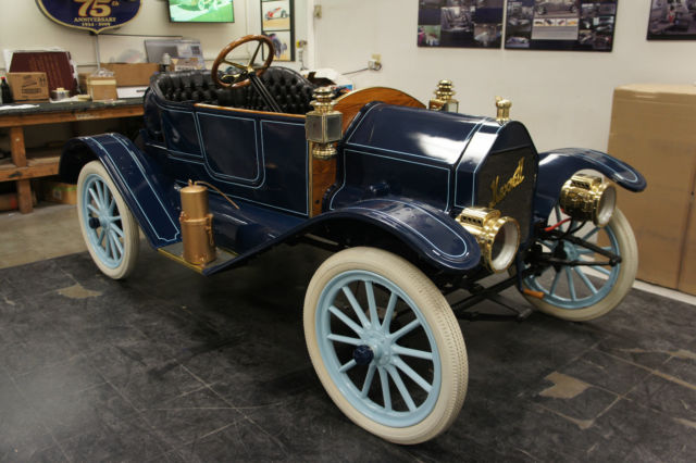 1912 Other Makes Roadster Messenger