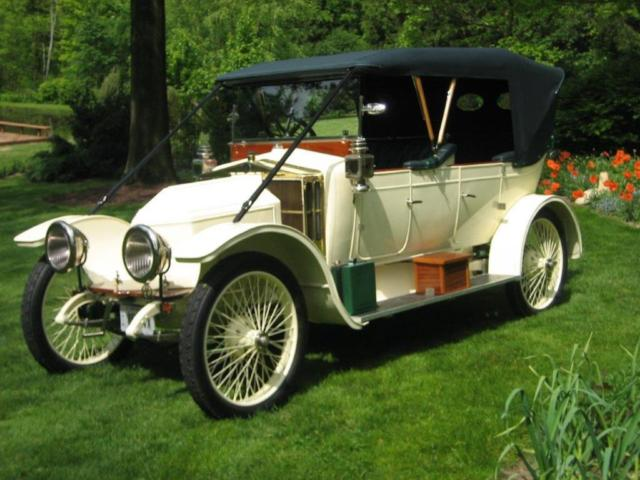 1912 Other Makes 14/20 Touring Phaeton