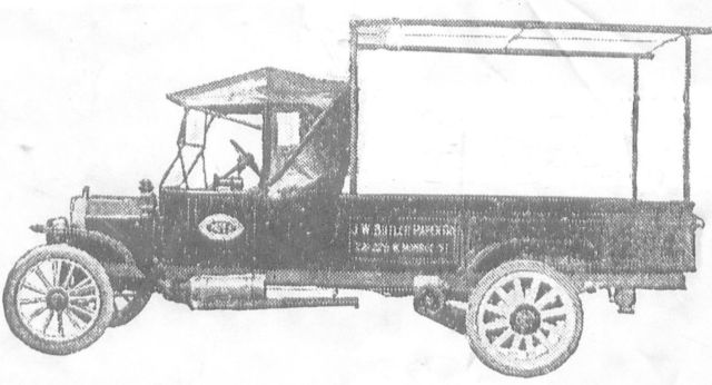 1913 Ford Other Pickups