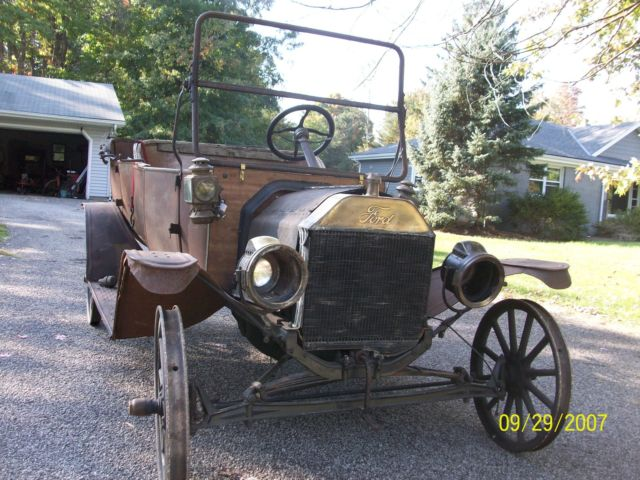 1914 Ford Model T NONE