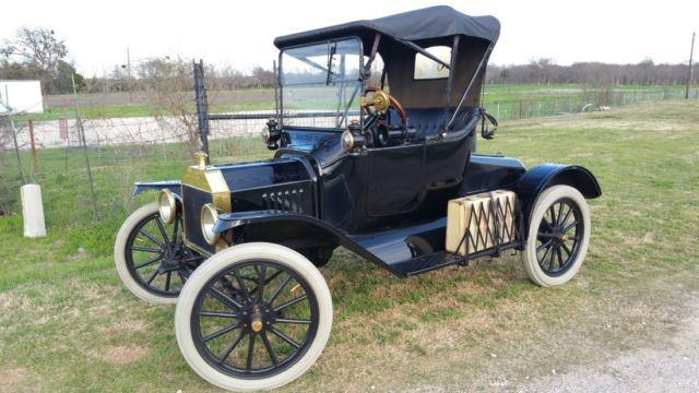 1915 Ford Model T Tin Lizzie