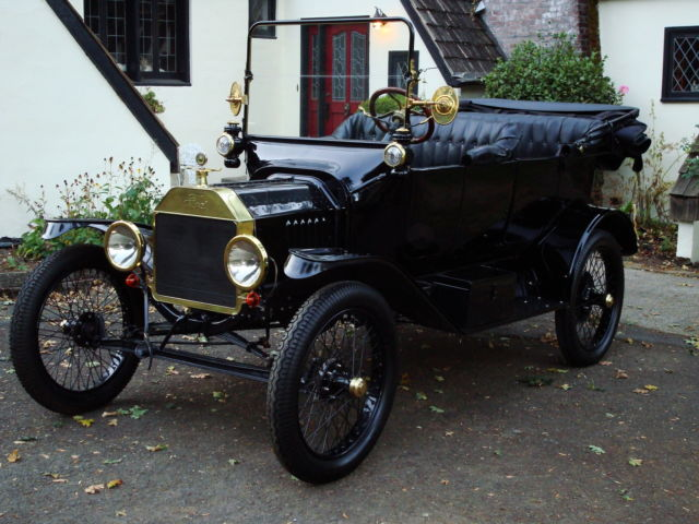 1915 model t ford brass t touring car ruckstell rocky mountain wire wheels for sale photos. Black Bedroom Furniture Sets. Home Design Ideas