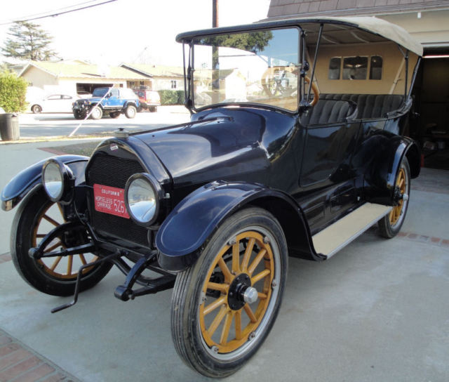 1915 Other Makes Overland Model 80