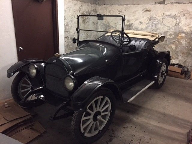 1916 Other Makes CONVERTIBLE