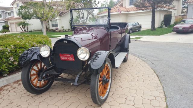 1916 Reo 7 Passenger Touring Car for sale: photos, technical