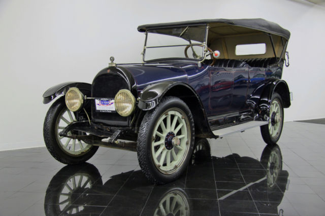 1916 Willys Overland Knight Model 88-4