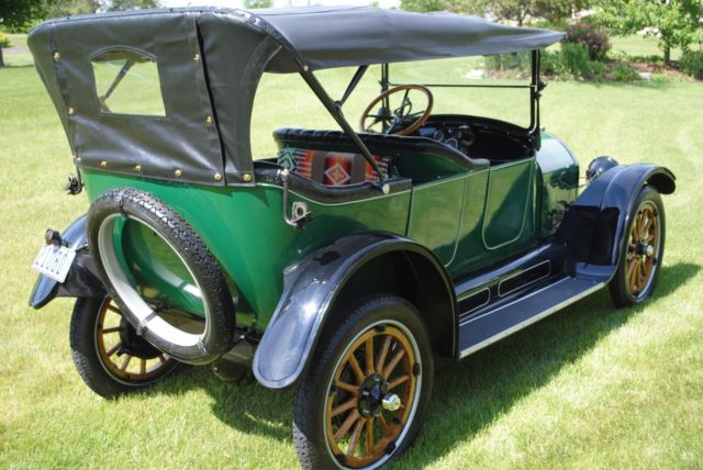 1916 Willys Overland Model 75 Touring