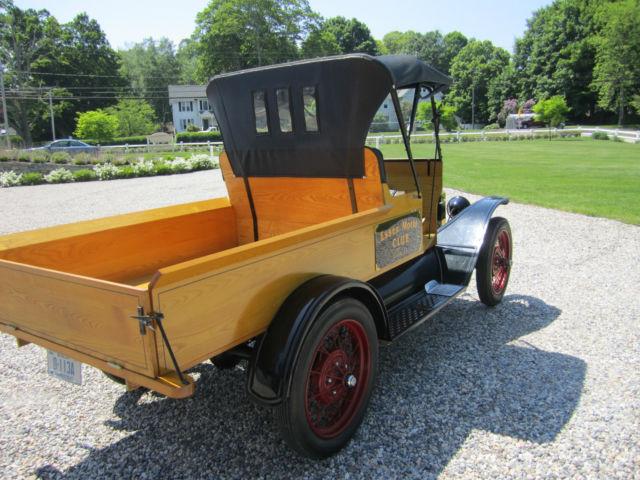 1917 ford model t pickup truck for sale photos technical specifications description. Black Bedroom Furniture Sets. Home Design Ideas