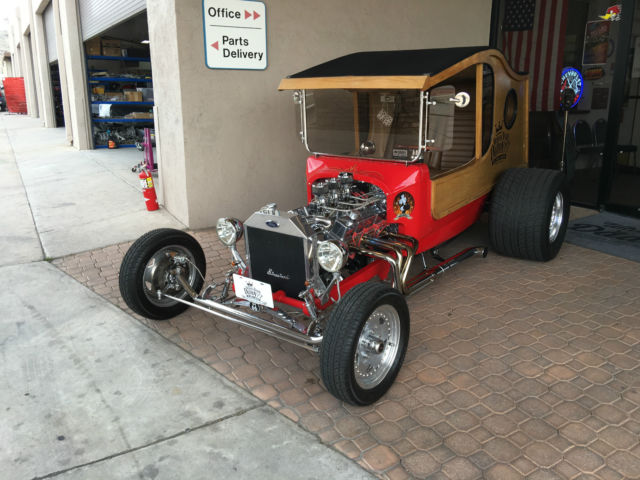 1917 Ford Other