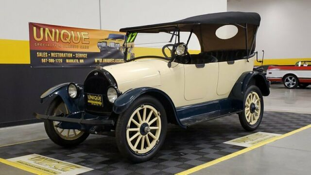 1917 Willys Overland 90 Touring