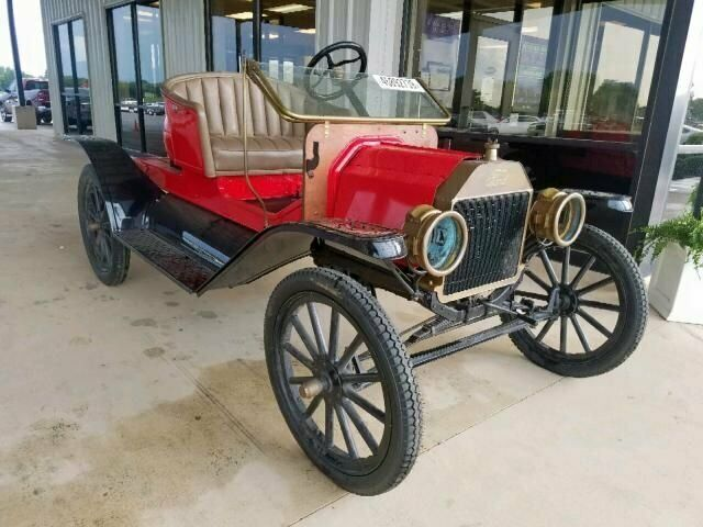 1918 Ford Model T Coupe
