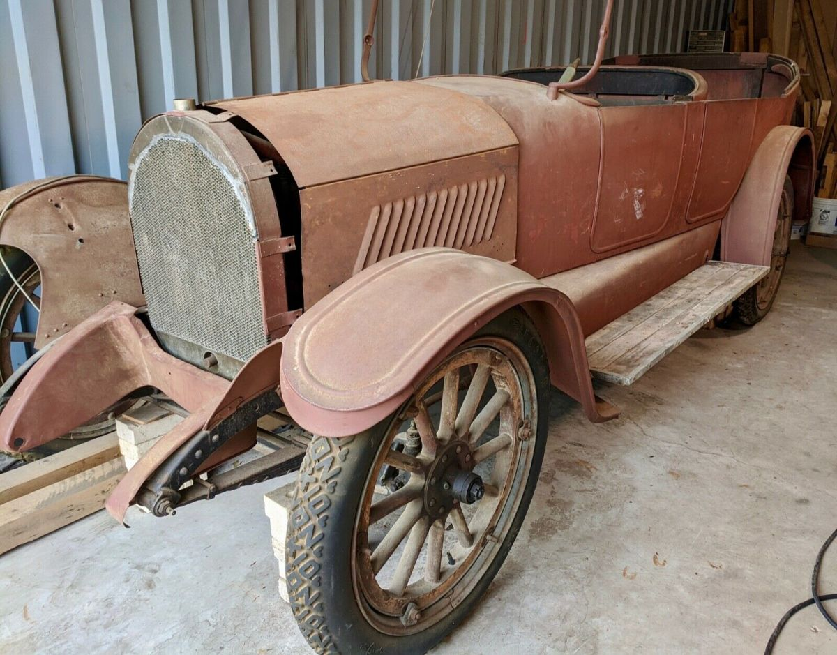 1919 Oldsmobile 37AT Project Car - Virtually Complete
