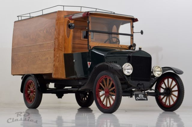 1920 Ford Model T Panel Wagon Truck