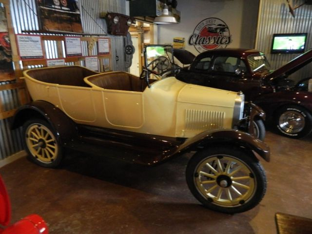 1920 Willys Willys Overland Touring Touring Car