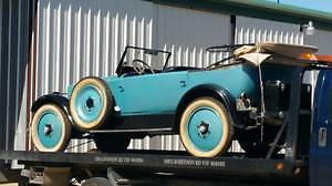 1922 Studebaker Big Six Speedster