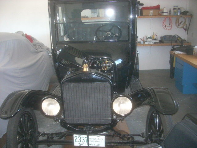 1922 Ford Ford Doctor Coupe Model T