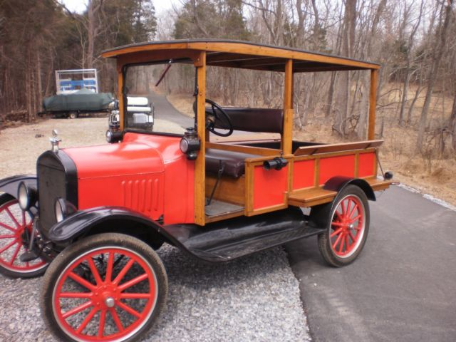 1922 Ford Other Pickups