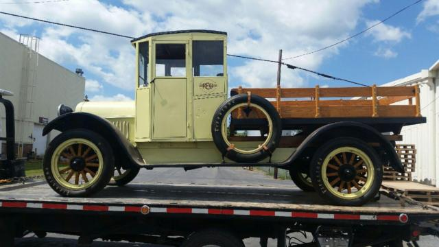 1922 Other Makes REO