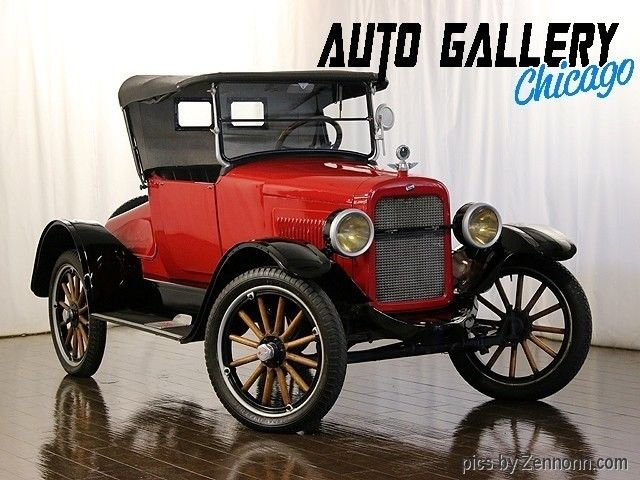 1922 Willys