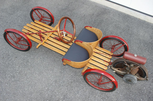 1923 Other Makes Briggs & Stratton Flyer N/A