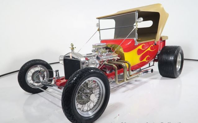 1923 Ford Model T-Bucket Hot Rod Convertible