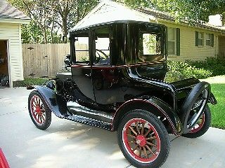 1923 Ford Model T tall coupe